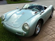 1956 Porsche 550 Spyder Replica!~