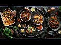 7-ingredient meals » creamy vegan pastas 🍝 - YouTube Creamy Vegan Pasta, Creamy Pasta Recipes, Vegetarian Recipes, Cooking Recipes, Healthy Recipes, Skillet Recipes, Healthy Meal Prep, Healthy Eating, Healthy Food