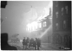 Valtava pommitushyökkäys alkoi kesken juhlien – näin Helsinki taisteli olemassaolostaan helmikuussa 1944 - Suomi 100 - Ilta-Sanomat