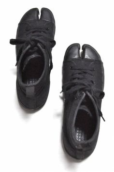 lacollectionneuse: MARTIN MARGIELA足袋 スニーカー41ブーツ ジャーマン マルジェラhigh-top tabi sneakers (eu 41) • martin margiela58,500円