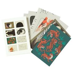 Vykort 8-pack - Ramar & posters - Rusta.com