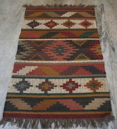 Kilim Rug Kilim Carpet Rugs  #Turkish