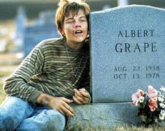 What's Eating Gilbert Grape - Arnie! Tammy this pin is for you and me :)