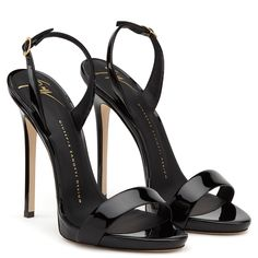Sophie - Sandals - Black | Giuseppe Zanotti