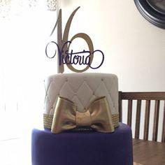 Sweet 16 Cake By K Noelle Cakes Cute Things Bolo
