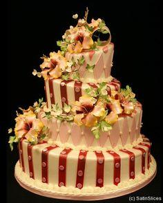 Designer Cakes   SatinSlices