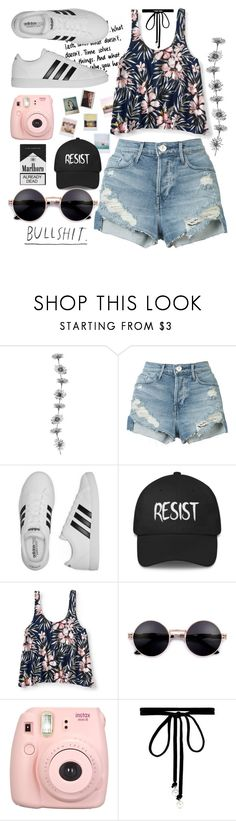 """""""SVMM3R"""" by k5n6h6 ❤ liked on Polyvore featuring 3x1, Polaroid, adidas, Aéropostale, Fujifilm, Band of Outsiders and Joomi Lim"""