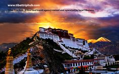 One of the most beautiful view of Potala Palace