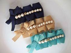 Новости Ribbon Hair Bows, Diy Hair Bows, Bow Hair Clips, Flower Hair Clips, Ribbon Art, Diy Ribbon, Fabric Jewelry, Hair Jewelry, Diy Shrink Plastic Jewelry
