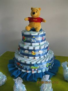 tortas de baby shower on pinterest baby shower cakes diaper cakes