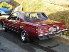 Buick Regal 1982