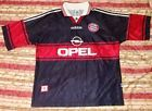 For Sale - 1996-99 Bayern Munich Away/Home Shirt Jersey Kit Football Soccer (XL) - See More at http://sprtz.us/BayernEBay