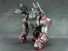 TOMY ZOIDS 1/72 EZ-015 Iron Kog built model kit Action Figure Takara Kotobukiya #TOMY