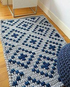 Crochet Shawl Diagram, Filet Crochet, Easy Crochet, Knit Crochet, Tapestry Crochet Patterns, Crochet Carpet, Beading Tools, Creative Embroidery, Crochet Accessories