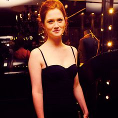 Bonnie Wright images Bonnie <3 wallpaper and background photos ...
