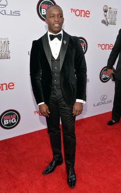 "Elijah Kelley at the ""2014 NAACP  Image Awards"" #naacpimageawards #kappastudios"