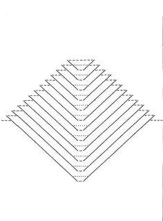 kirigami_shemu_arhitektyru_piramida_maja.jpg (810×1100)