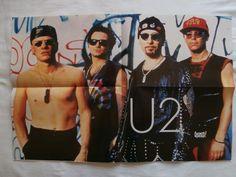 Spice Girls Batman U2 Big Poster Greek Magazines clippings 1970s 1990s | eBay