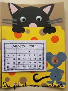 Voici un calendrier inspiré d'une horloge sur le net...   Et de l'album étudié en classe :   Viens jouer avec moi, petite souris  !    ... Splat Le Chat, Petite Section, Pikachu, Fictional Characters, Voici, Deco, Animales, Presents, Calendar Templates