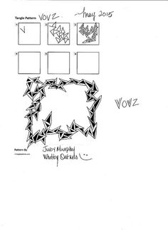 vovz tangle may 2015 created 001 | by pawspa1