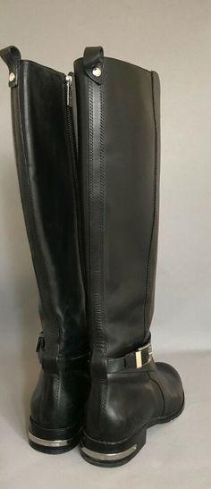 6d4cd926c6445 Frye Shoes Combat   Moto Boots. See more.  199 MICHAEL KORS Women s size  7.5 EU 38 TALL BLACK LEATHER RIDING BOOTS  MichaelKors