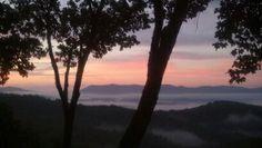 Mountain View Cabin - Ellijay GA - Blue Sky Cabin Rentals
