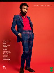 GQ December 2016: Donald Glover