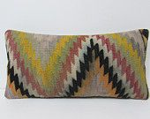 kilim pillow couch pillow lumbar pillow outdoor pillow sham couch cushion cover kilim rug pillow floral throw pillow cotton pillow rug 26061