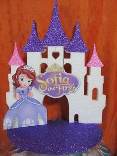 first birthday cake Mickey Mouse Parties, Mickey Mouse Birthday, Toy Story Birthday, Toy Story Party, Frozen Birthday Party, 1st Birthday Parties, Disney Castle Outline, Princess Sofia Party, Princesa Sophia