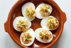 Video: gevulde eieren