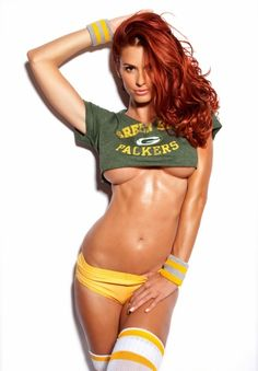 Packers Fan! <3