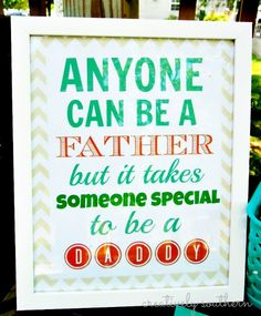 Free Father's Day Printables from The Girl Creative