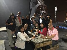 Enjoying a nice cold brew at J.Wakefield Brewery  Private Wynwood Tour  11/05/16