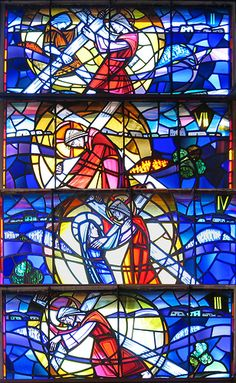 stations of the cross art - Google Search