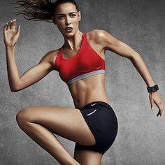 Nike Pro Fierce Women's Sports Bra Nike Pro Fierce Women's Sports Bra Nike Store, Photos Fitness, Fitness Models, Nike Pros, Fitness Inspiration, Nike Inspiration, Motivation Inspiration, Looks Academia, Musa Fitness