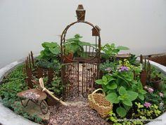 Etonnant Best Garden Ideas: Mini Gardens For Skillful Enthusiasts   Idea 9