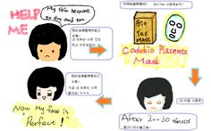 If you want to have perfect skin, then you need to try the Bio-Tae Mask!!!