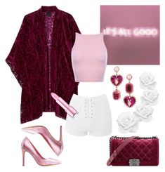 Designer Clothes, Shoes & Bags for Women Aphrodite Cabin, Anna Sui, Spring Time, Betsey Johnson, Polyvore Fashion, Topshop, Chanel, Style Inspiration, Casual