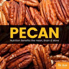 Pecan nutrition - Dr. Axe