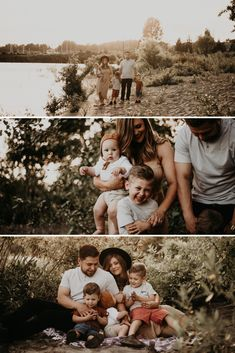 Portland, OR + Vancouver, WA Family Photography specializing in golden hour and candid moments. Outdoor Family Photos, Fall Family Pictures, Family Pics, Large Family Poses, Family Picture Poses, Family Portrait Poses, Family Posing, Children Photography, Photography Poses