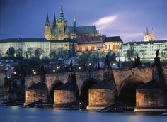Prague Castle, 3rd largest in the world