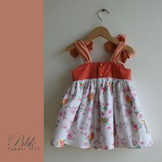 Dress Louise by Bbk #bbkcreations #dress #kids