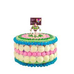 piece montee originale bonbons gateau mariage walt disney enfance nostalgie sucrerie gourmandise toys story