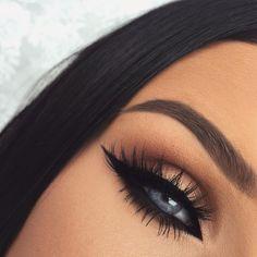 Smokey eyeshadow makeup goals