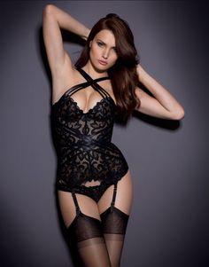 Agent Provocateur Soirée:http://www.lingeriecollector.com/agent_provocateur/guepiere-raive/