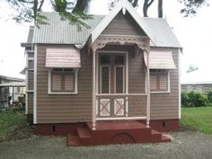 cute little Chattel house (somewhere in Barbados)