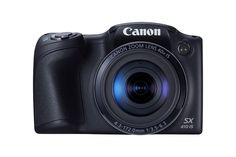 Canon PowerShot SX410 IS Camera with 20 Megapixels and 40x Optical Zoom (Certified Refurbished)