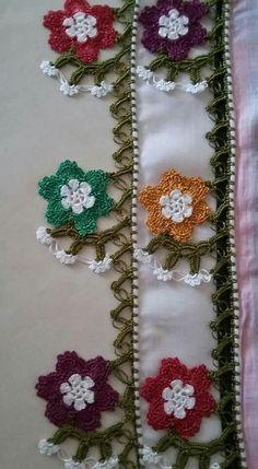 Alıntı Crochet Flower Patterns, Crochet Flowers, Ladder Decor, Crochet Earrings, Model, Design, Crochet Lace, Crochet Doilies, Towels