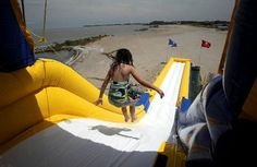 maumee bay state park water slide