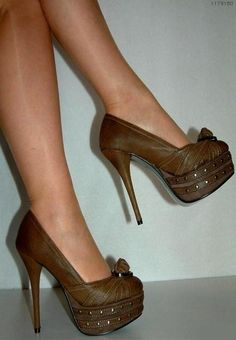 I couldn't do the platform part. But. If I could, then these are fabulous.